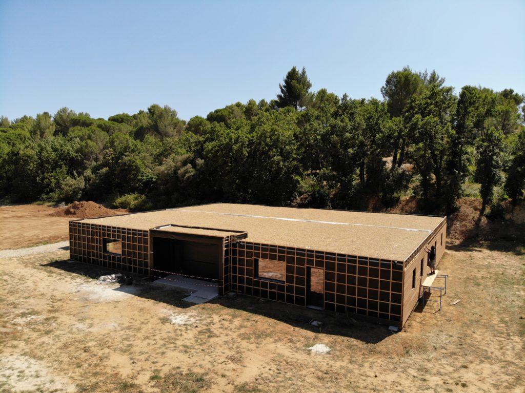 Le local de ELAN Jouques va pouvoir accueillir l'ensemble des pôles : atelier bois, recyclerie, tourisme, agro et multi-services.