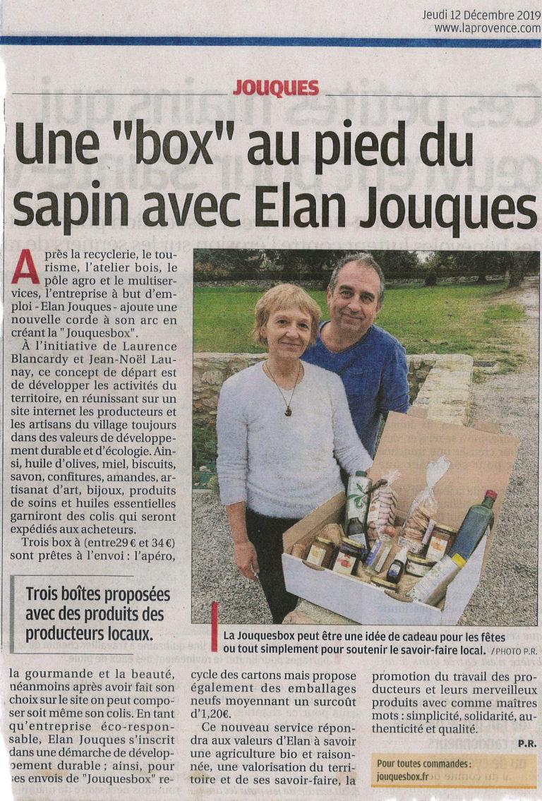 Article Jouquesbox