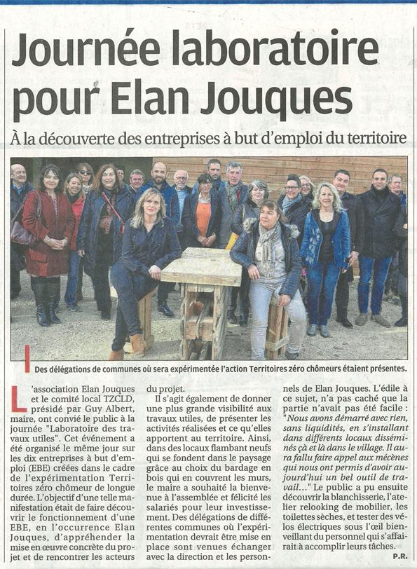 Article-La-Provence-PO-ELAN-2020